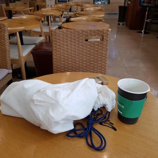 충무아트홀 카페 다디오