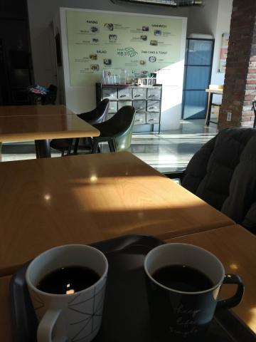 커피한잔 요즘 자주 오는곳